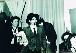 Marzo Donna 1980. Le Nemesiache a Castel dell'Ovo