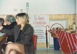 Dibattito donne sezione PCI Napoli sezione vicaria