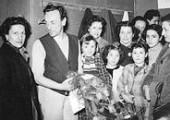 1 foto di luciana Viviani con Eduardo conservata nell'archivio di Storia Patria