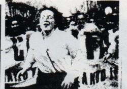 Articoli estratti dalla rassegna stampa del Marzo donna 1986