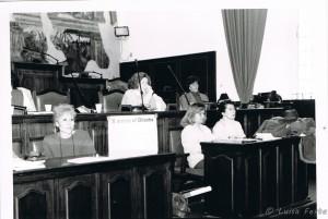 8 marzo 1993 Sala del Consiglio Provinciale, Santa Maria la Nova