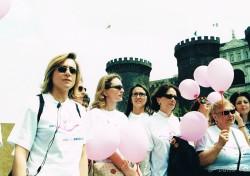 Campagna elettorale Rosa Russo Jervolino, prima donna sindaco di Napoli