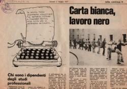 Quotidiano Lotta Continua 1977