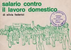 Salario contro il lavoro domestico