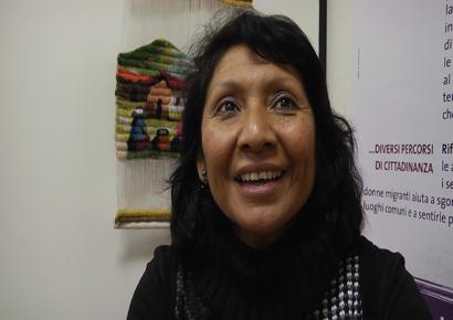 Maria Francisca Chapilliquen Alva  :: <a href='http://donnedinapoli.coopdedalus.org/1446/maria-francisca-chapilliquen-alva/'>LEGGI TUTTO</a>