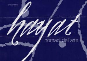 Hayat nomadi dell'arte