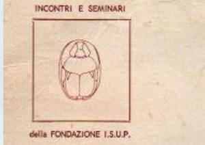 Invito Fondazione I.S.U.P.