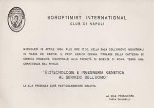 Biotecnologie e ingegneria genetica al servizio dell'uomo