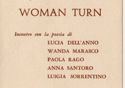Woman Turn – Incontro con la poesia