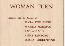 Woman Turn – Incontro con la poesia
