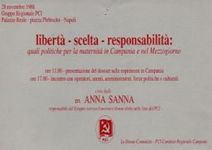 Libertà-scelta-responsabilità: quali politiche per la maternità in Campania e nel Mezzogiorno