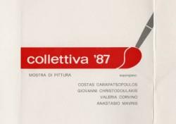 Collettiva '87 Mostra di pittura
