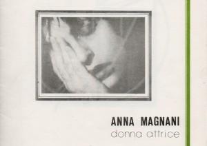 Dossier su Anna Magnani