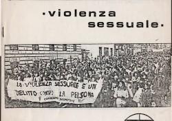 Dossier sulla violenza sessuale