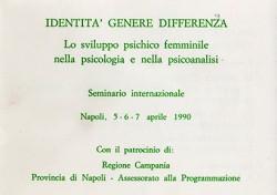 Identità Genere Differenza
