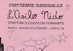 L'Asilo Nido. Struttura di educazione permanente