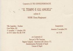 Il tempo e gli angeli
