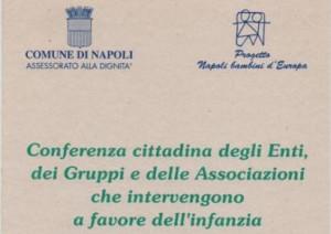 Conferenza cittadina degli Enti, dei Gruppi e delle Associazioni che intervengono a favore dell'infanzia