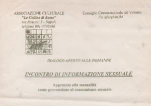 Incontro di informazione sessuale