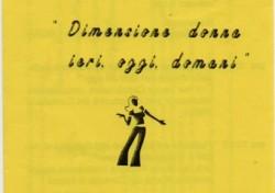 Dimensione donna: ieri, oggi, domani
