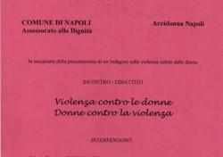 Violenza contro le donne Donne contro la violenza