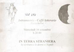In terra straniera: la scrittura e le donne a Napoli