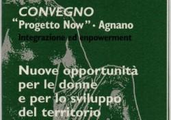 Progetto Now Nuove opportunità per le donne e per lo sviluppo del territorio