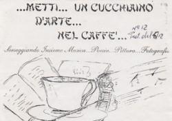 … Metti … un cucchiaino d'arte … nel caffè …
