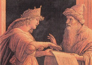 La bibbia nell'interpretazione delle donne