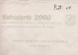 Salvalarte 2000