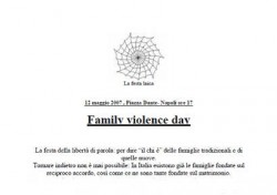 Family violence day