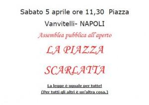 La piazza scarlatta