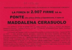 Ponte Maddalena Cerasuolo