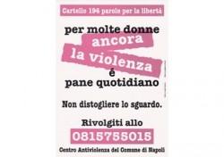 Per molte donne ancora la violenza è pane quotidiano