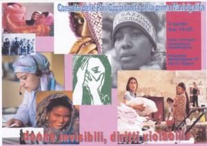 Donne invisibili, diritti inviolabili