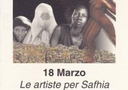 Le artiste per Safiya