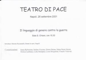 Teatro di pace