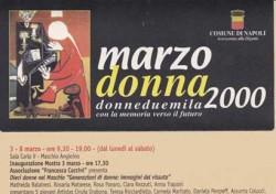 Marzo Donna 2000