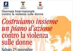 Costruiamo insieme un piano d'azione contro la violenza sulle donne