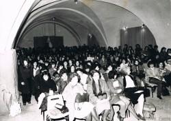 Marzo Donna 1980. Castel dell'Ovo