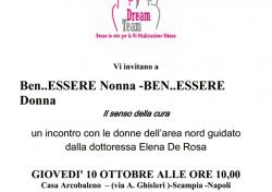"""""""Ben… essere nonna – ben… essere donna"""" ottobre 2013"""