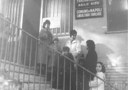 Consultorio familiare presso la sede dell'ex ONMI
