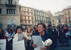 Manifestazione 8 marzo