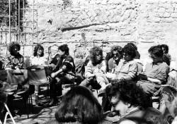"""Seminario """"lo specchio e l'altra"""" presso la mensa dei bambini proletari"""