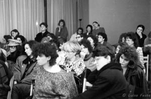 Incontri sulla differenza sessuale, presso Università Federico II