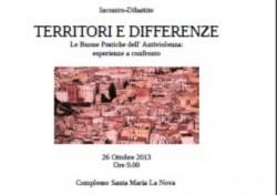 Territori e Differenze. Le buone pratiche dell'antiviolenza: esperienze a confronto
