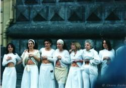 Tempi di guerra Teatro di pace. Il linguaggio di genere contro la guerra