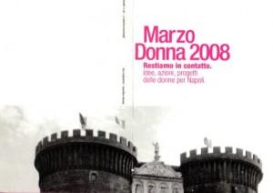 Marzo Donna  2008 – Città: femminile, plurale.