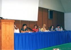 Foto dell'incontro con il Ministro per le Pari Opportunità