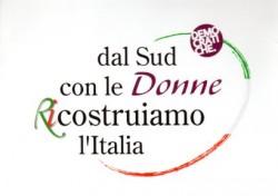 Dal Sud con le Donne Ricostruiamo l'Italia